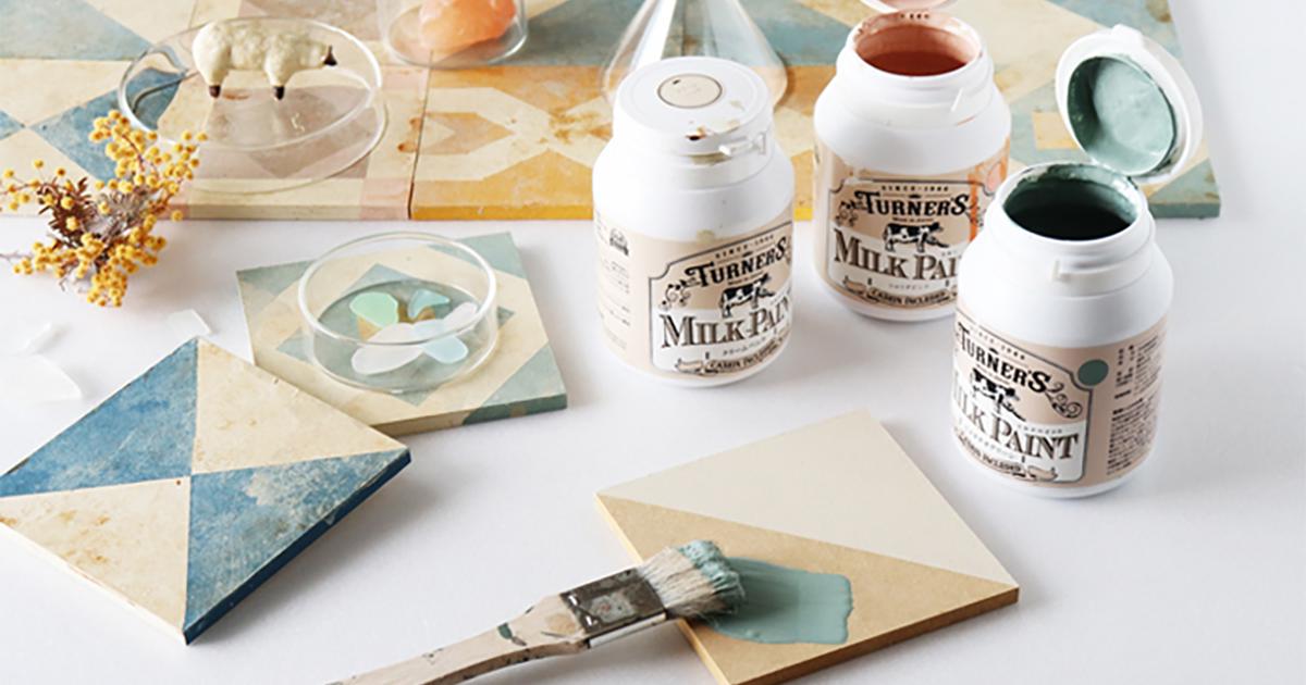 お家の雑貨をペイントしてリメイク! 人気DIYブロガーオススメの塗料と塗り方のコツ